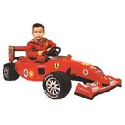 12V Smoby Battery Operated Ferrari F1