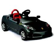6V Ferrari F430 Battery Powered Car