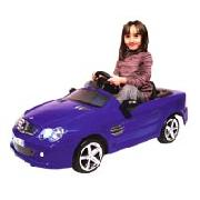 6V Smoby Mercedes Sl Battery Operated Car