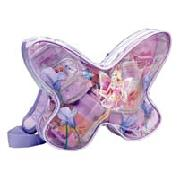 Barbie Fairytopia Backpack Safety Set