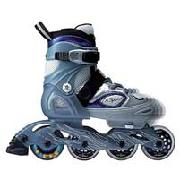Ice Fire In-Line Skates Size 1-3