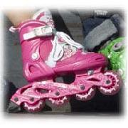 Juniper Jive Adjustable Inline Skates
