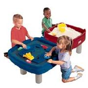 Little Tikes Deluxe Sand and Water Table