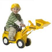 Micro Loader with Hard Hat