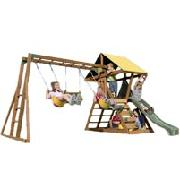 Plum Sandy Ridge Wooden Playcentre