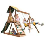 Plum Sunview Wooden Playcentre