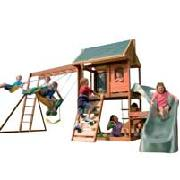Plum Windermere Wooden Playcentre