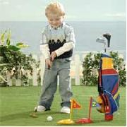 Stats Fun Golf Bag Set