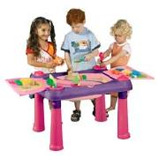 Stats Pink Sand and Water Table