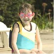 Uv Neoprone Swim Vest 3-5 Years