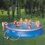 18ft Round Fast Set Pool