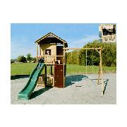 Active Outdoor Toys Wooden Play Centre