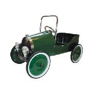 Pedal Car Co Jalopy Green Pedal Car
