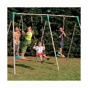 Plum Products Metal Swing Set