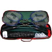 All England Badminton Set