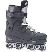 Anarchy Revolution Black/Silver Inline Skates