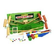 Cheltenham Croquet Set