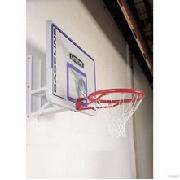Lifetime Basketball Baseline Combo Wall Mount System