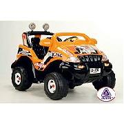 Injusa 12V Phanton Racer Jeep