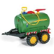 Robbie Toys John Deere Water Tank with Pump and Gun