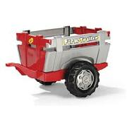 Robbie Toys Red and Silver Farm Trailer