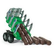 Robbie Toys Timber Trailer with Logs