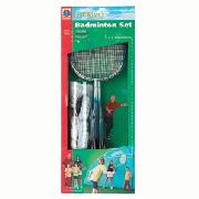 Four Player Badminton Set