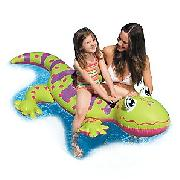 Inflatable Gecko Ride-On