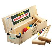 John Jaques Cavendish Croquet Set