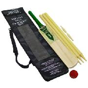 John Jaques Cricket Set