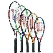 Wilson Whack Attack Junior Tennis Racket
