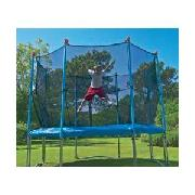 10ft Trampoline and Enclosure - Express Delivery