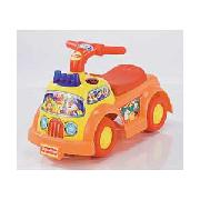 Fisher Price Ride-On Circus Time