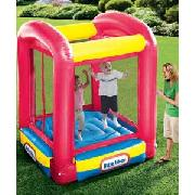 Little Tikes Airplay Inflatable Trampoline