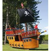 Giant Pirate Ship