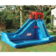 Slam N Slide Waterslide