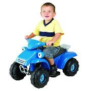 Bob the Builder Battery Powered Scrambler Ride-On