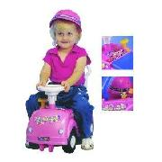 Butterfly Girl 4-IN-1 Ride On