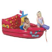 Dora the Explorer Pirate Ship Pool