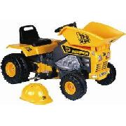 Jcb Dumper Ride-On