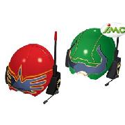Power Rangers Mystic Force Intercom Masks