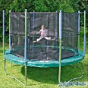 10 Foot Trampoline Safety Net Better Playland