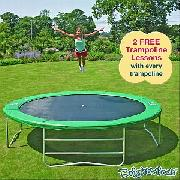 Best 14 Foot Trampoline Super Tramp Super Bouncer