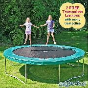 Better 12 Foot Trampoline Playland Calypso